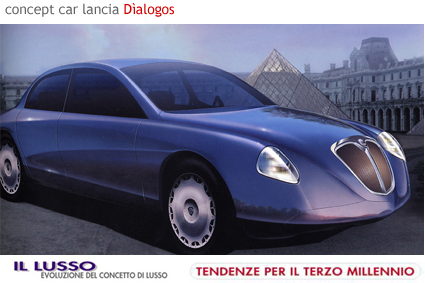 Development of luxury concept third thousand-years trends