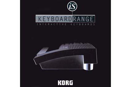 Keyboard iS40