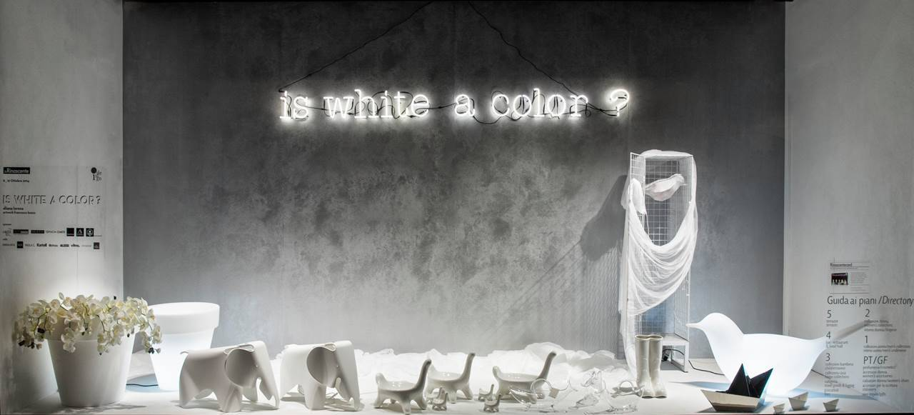"""""""IS WHITE A COLOR?"""""""