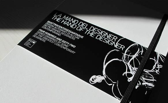 La mano del designer